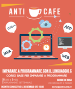 """Learn programming with the C language"" @ AntiCafé, Rome (Italian)"